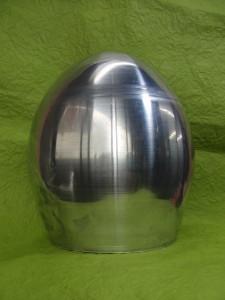 照明用シェードヘラ絞り製品
